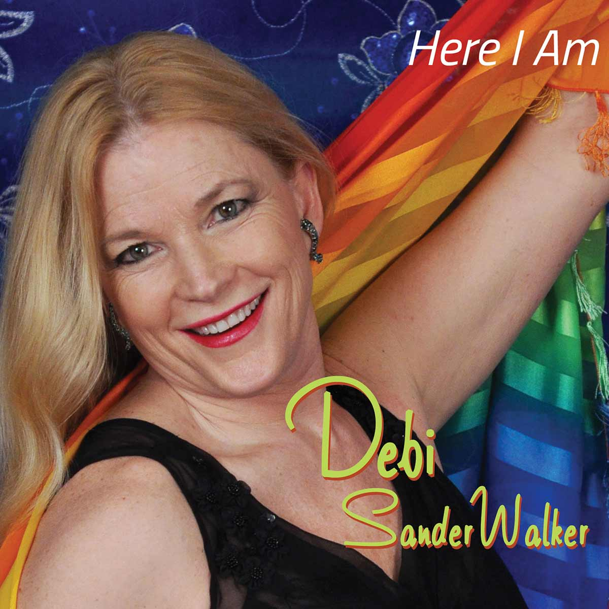 Here I Am Album | Debi Sander Walker