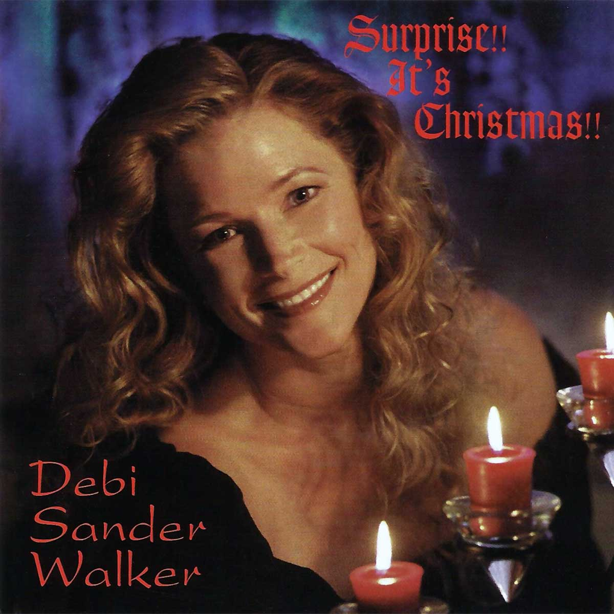 Surprise!! It's Christmas!! Album | Debi Sander Walker