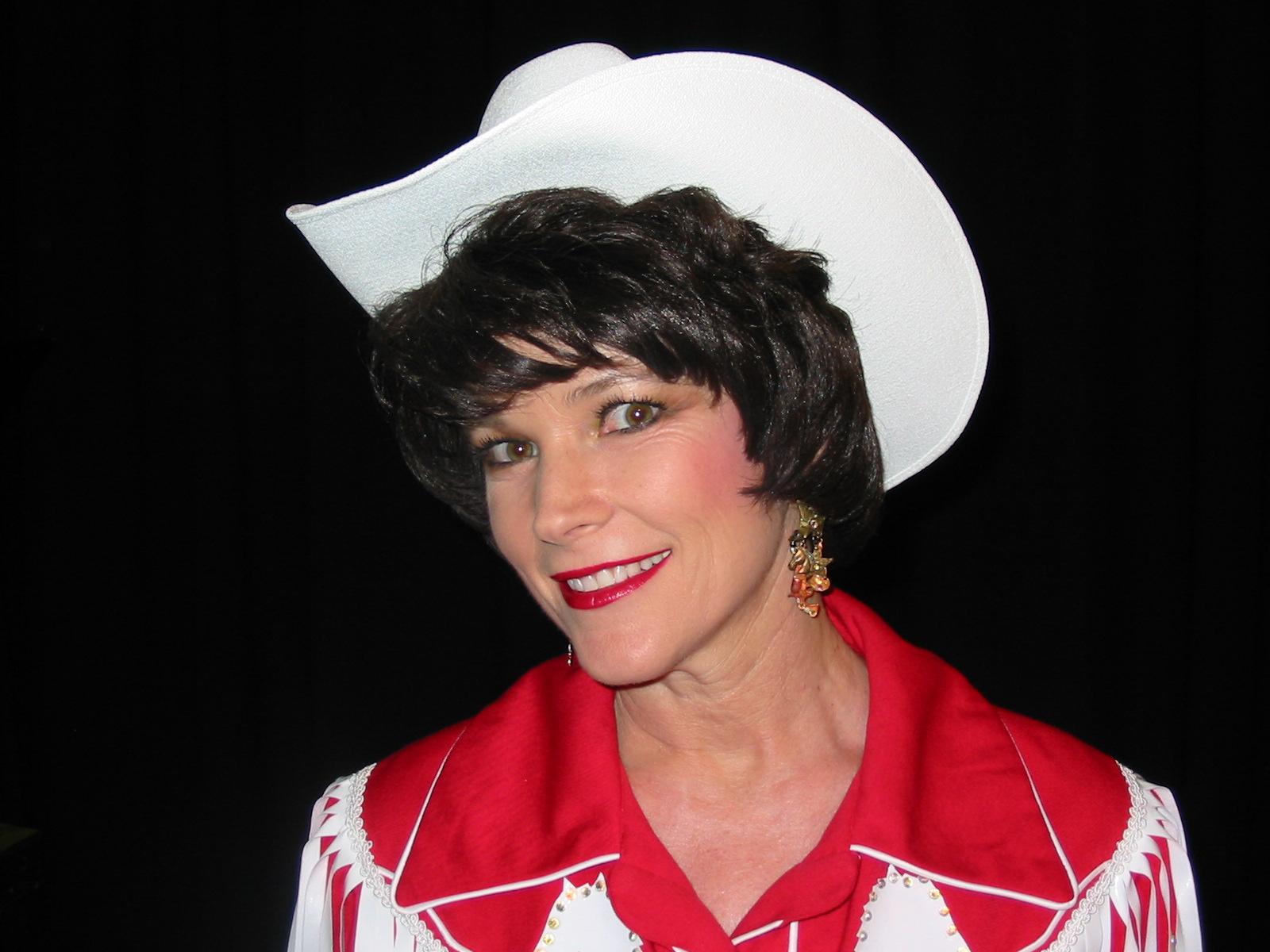 Patsy Cline impersonation | Debi Sander Walker